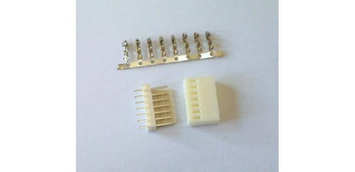 White Housing 7 Pin