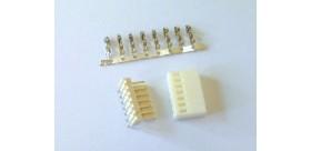 White Housing 7 Pin tipe L