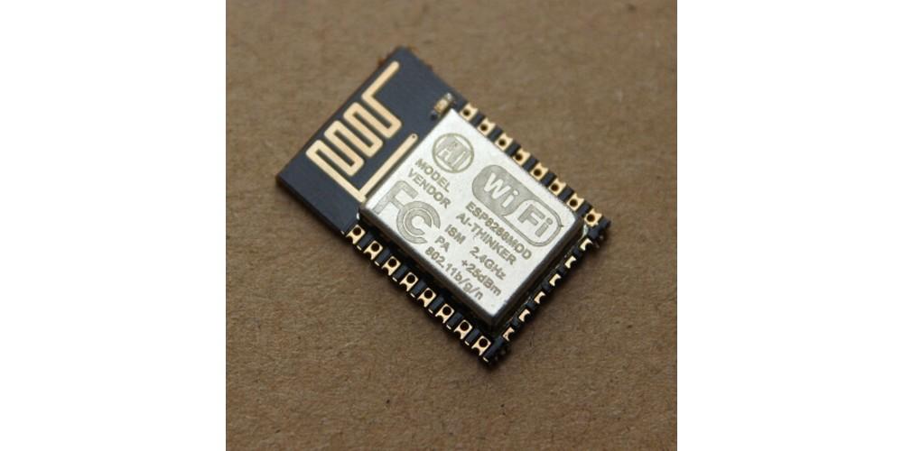 Jual ESP8266 ESP-12 Serial WiFi