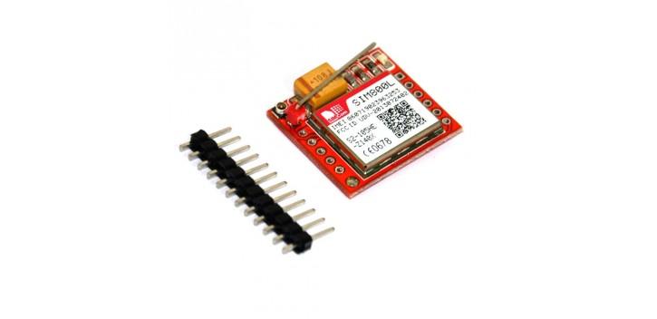 SIM800L micro SIM GPRS/GSM Module