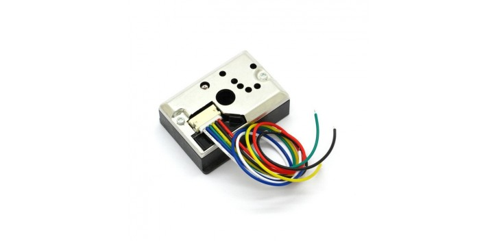 Sensor Debu Dust Sensor SHARP GP2Y1010AU0F