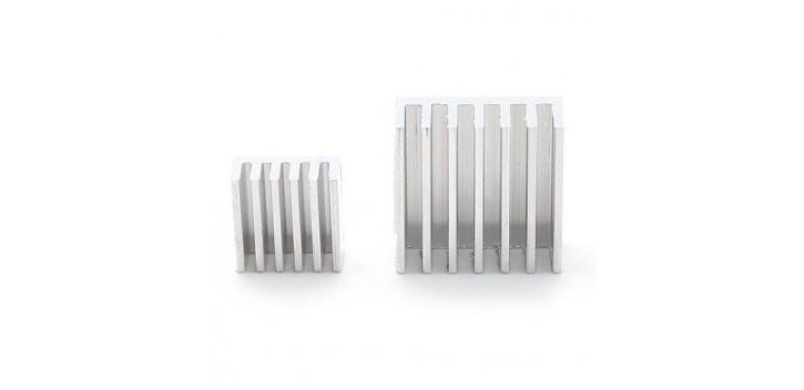 Aluminum Heatsink for Raspberry Pi B+/2