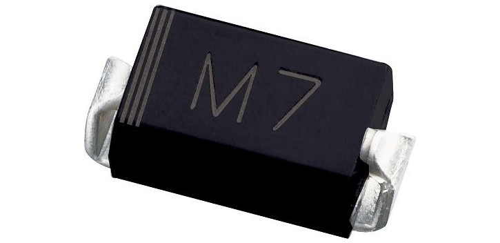 1N4007 SMD/ M7 1A SMD