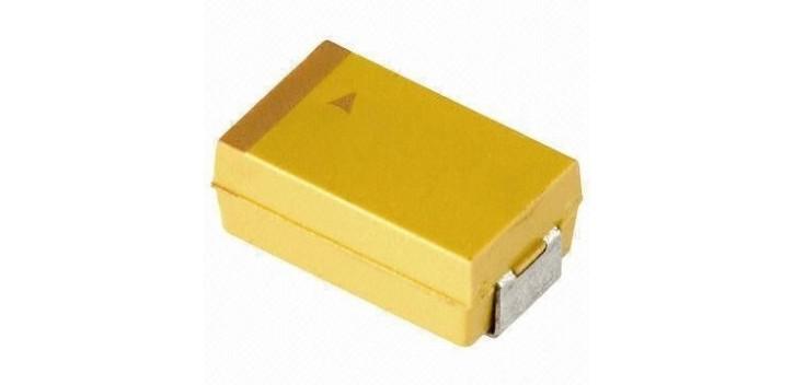 SMD Tantalum 1206 1uF/25V 10%