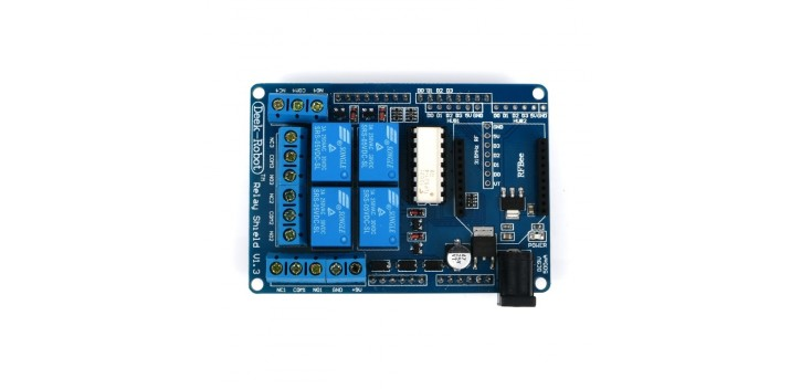 Arduino Relay Shield V1.3 5V 4 Channel