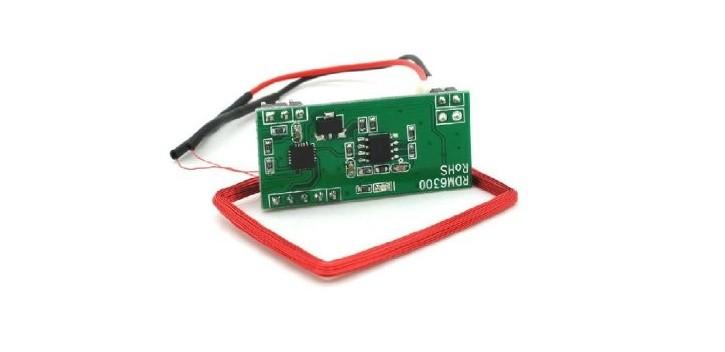 125Khz RFID module RDM6300