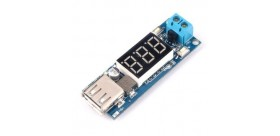 DC-DC Step Down Module USB Charger 4.5v-40v to 5V/2A