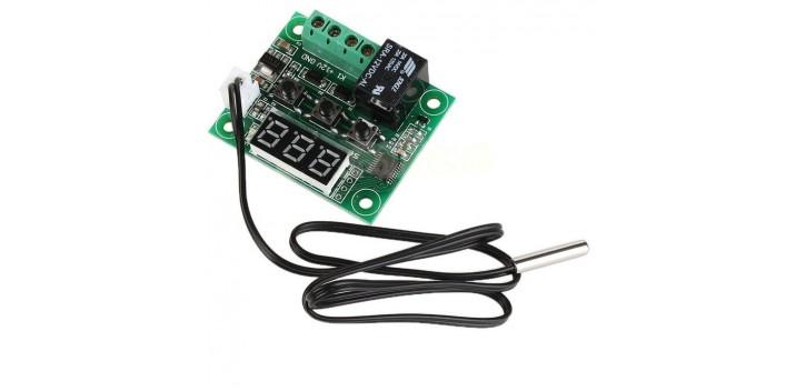 Digital Thermostat Module Model XH-W1209