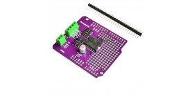 Ardumoto Single L298P Motor Driver Shield