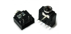 3.5mm Stereo Jack Socket Audio 3F07