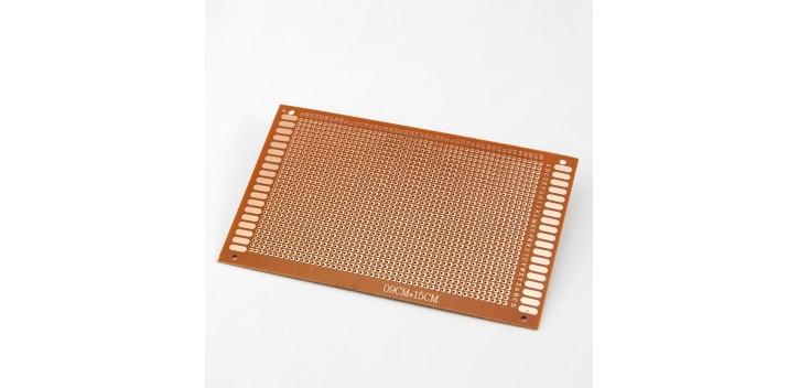 PCB Lubang IC 9x15 Cm