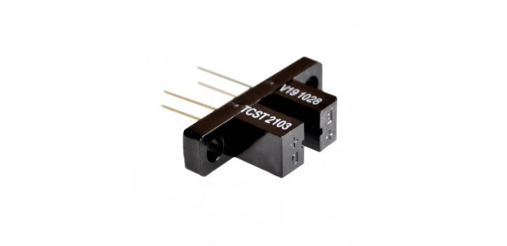 TCST2103 Transmissive Optical Sensor with Phototransistor Output