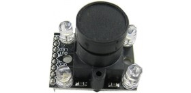 TCS3200D Color Recognition Sensor Module with wide angle lens