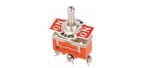 E-TEN1122 (3PIN) TOGGLE SWITCH (ON/OFF/ON)