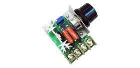 AC 220 2000W Adjustable SCR Voltage Regulator Module