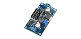 Xl6009 with Voltmeter Adjustable DC-DC Step Up 4.5V-32V to 5V-52V