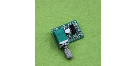 PAM8403 5V Mini Digital Amplifier circuit Board With Switch Potentiometer