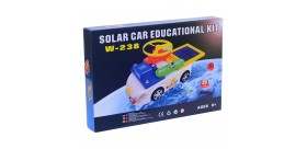 Solar Car Educational Kit W-238