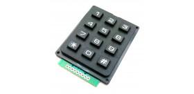 Keypad 3x4 Tebal