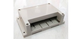 Plastic Industrial Box PLC 2-02C 145x90x41mm