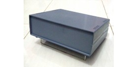 Box Plastik Abu-abu 255x 200x80mm