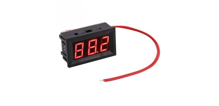 V27A Digital Voltmeter