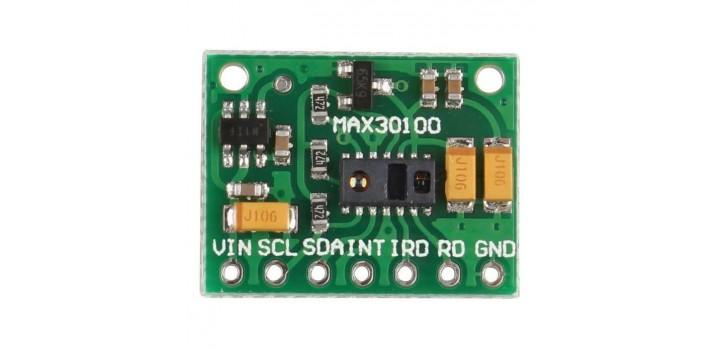 MAX30100 Pulse Oximeter Heart-Rate Sensor Module