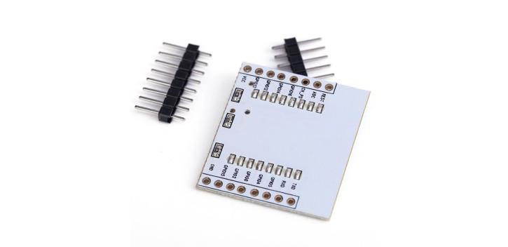ESP8266 Adapter Plate for ESP-07 ESP-08 ESP-12