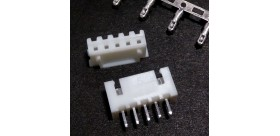 XH2.54 2.54mm 5P Connector