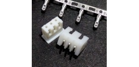 XH2.54 2.54mm 3P Connector Right Angle