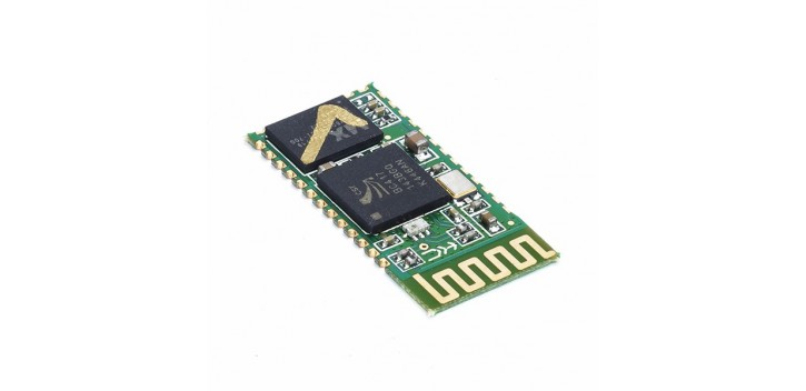 HC-05 Bluetooth without Adapter Plate