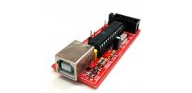 USBasp Donwloader ATmega8 DIP for Atmel AVR controllers