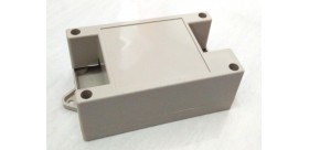 Plastic Industrial Box PLC 2-07A 82x50x32mm