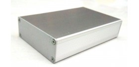 Box Aluminium 23.5x64.1x100mm