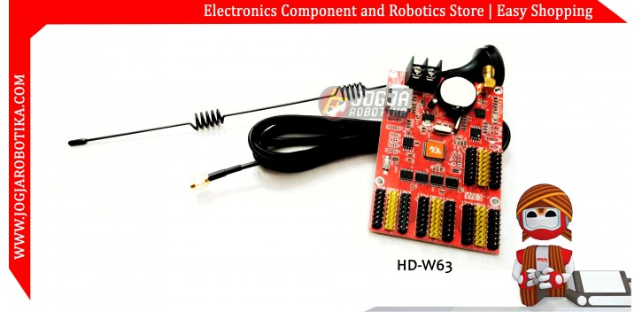 HD-W63 WIFI & U disk LED Controller