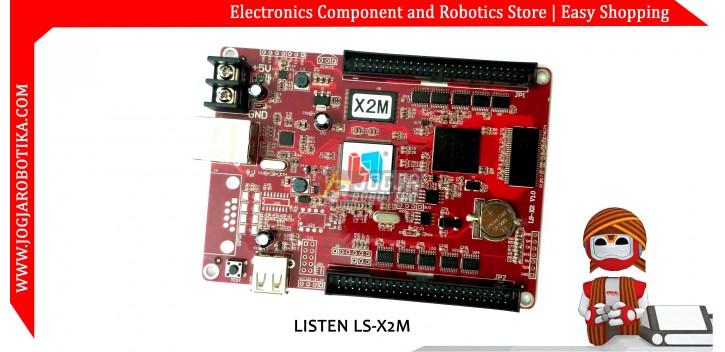 Listen LS-X2M Full Color Led Controller