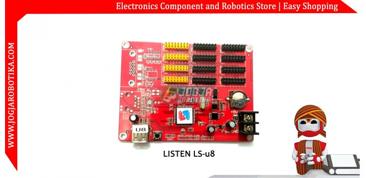 Listen LS-U8 Single/Double Color LED Controller