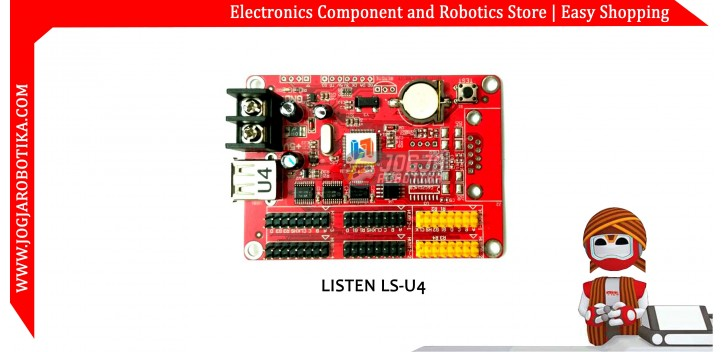 Listen LS-U4 Single/Double Color LED Controller