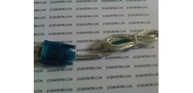 Kabel USB to Serial DB9