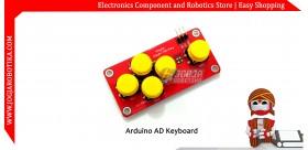Arduino Ad keyboard