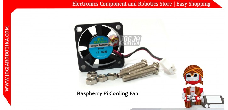 Raspberry PI Cooling Fan