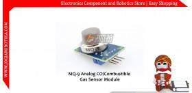 MQ-9 Modul Gas Sensor