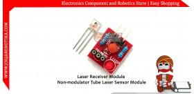 Laser Receiver Module Non-modulator Tube Laser Sensor Module