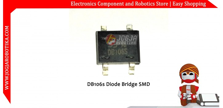 DB106S Bridge Rectifier Diode