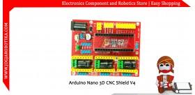 Arduino Nano 3D CNC Shield V4