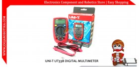 UNI-T UT33B Digital Multimeter