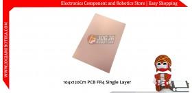 104x120Cm PCB FR4 Single Layer