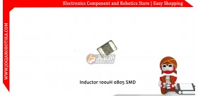 Inductor 100uH 0805 SMD