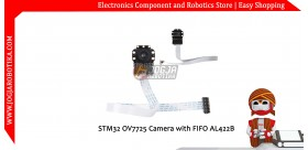 STM32 OV7725 Camera with FIFO AL422B