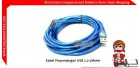 Kabel Perpanjangan USB 2.0 5 Meter